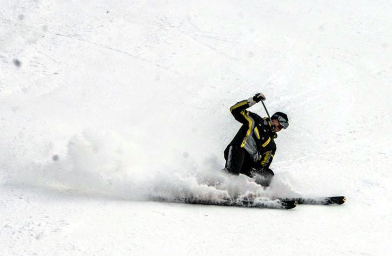 Сахалин построит горнолыжный курорт