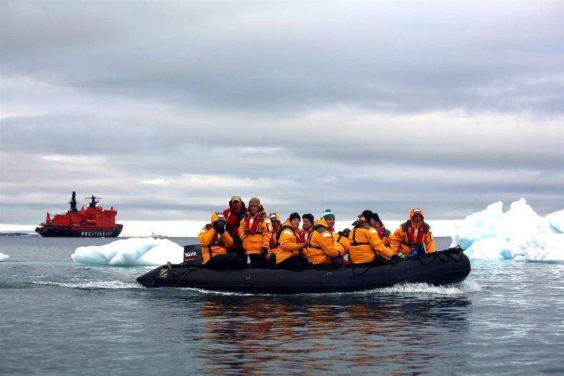 Арктика, Новая Земля