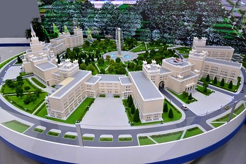 Медицинский центр в Карачаево-Черкесии