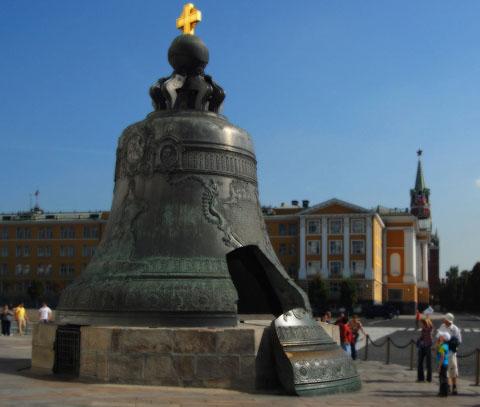 фото царь колокола в москве