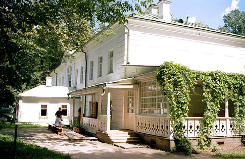 Тула. Музей-усадьба Л.Н. Толстого «Ясная поляна».