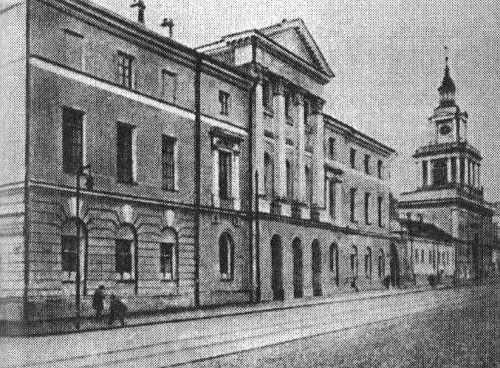 Дворец Орлова