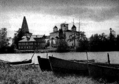 Антониев Сийский монастырь