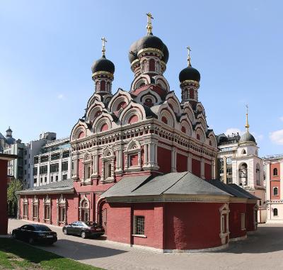 Церковь Св. Георгия в Ендове