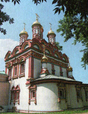 Храм Св. Николая Чудотворца на Берсенёвке