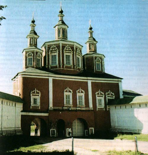 Успенский Свенский монастырь