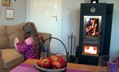 Выбор печи для дома на дровах